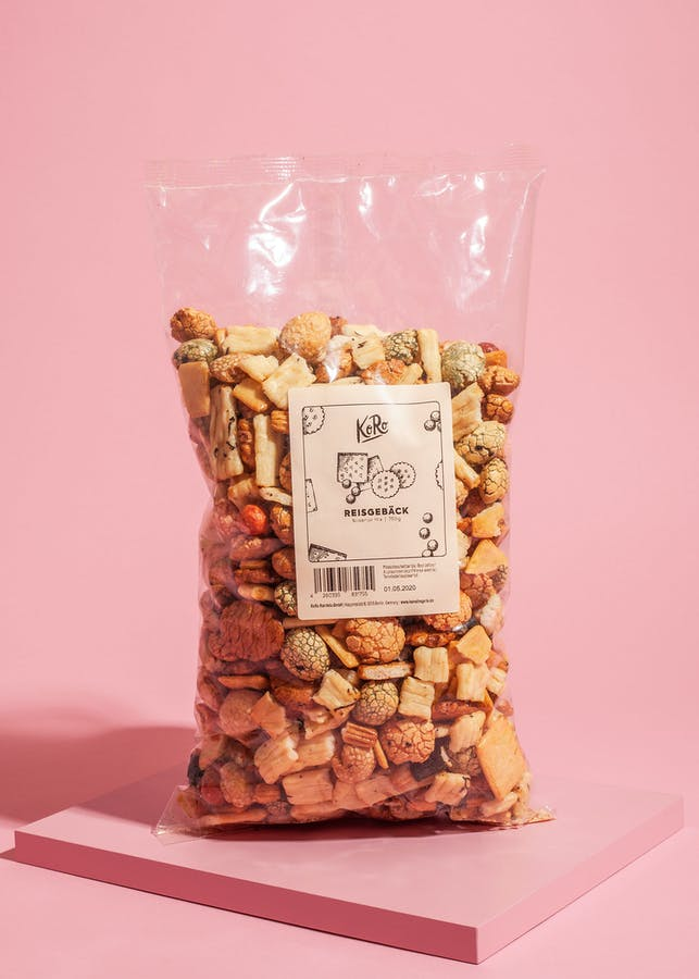 Reisgebäck Superior Mix | 750 g