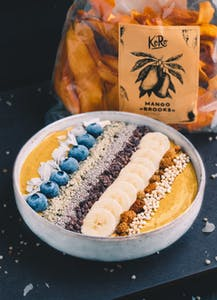 Mango Vanille Smoothie Bowl