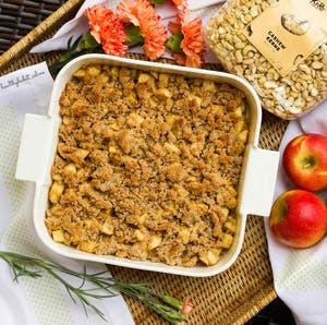 Apple-Nut-Crumble