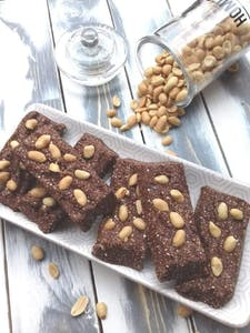 Raw Chocogasm Brownies