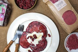 Cranberryprotein Pancakes