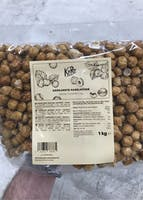 Salted caramel roasted hazelnuts  1 kg
