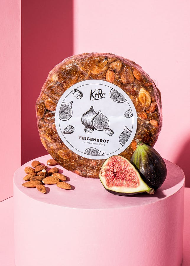Fig and almond bread 500 g