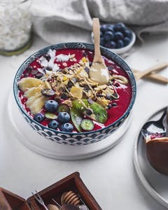 Votre propre smoothie bowl