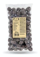 Skinny dipped freeze-dried raspberries covered in dark chocolate | 500 g