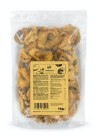 Crunchy dried apple rings  1 kg