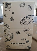 Organic chocolate chip cookies  12 x 50 g