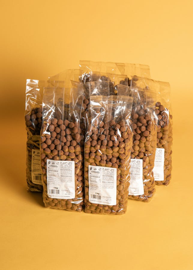 Chocolate covered coffee beans 10 x 1 kg