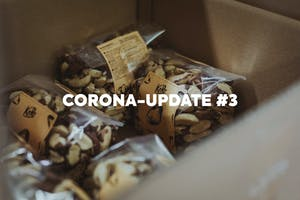Corona update #3: Back to express delivery