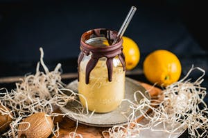 Smoothie Mangue-Coco