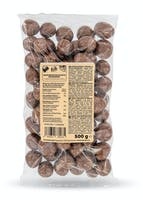 Skinny dipped freeze-dried strawberries covered in milk chocolate | 500 g