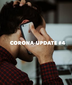 Corona update #4: delivery time
