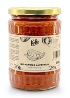 Bio Paprika Aufstrich Roasted Pepper 500 g