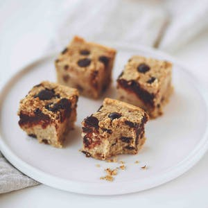 Bean Blondies