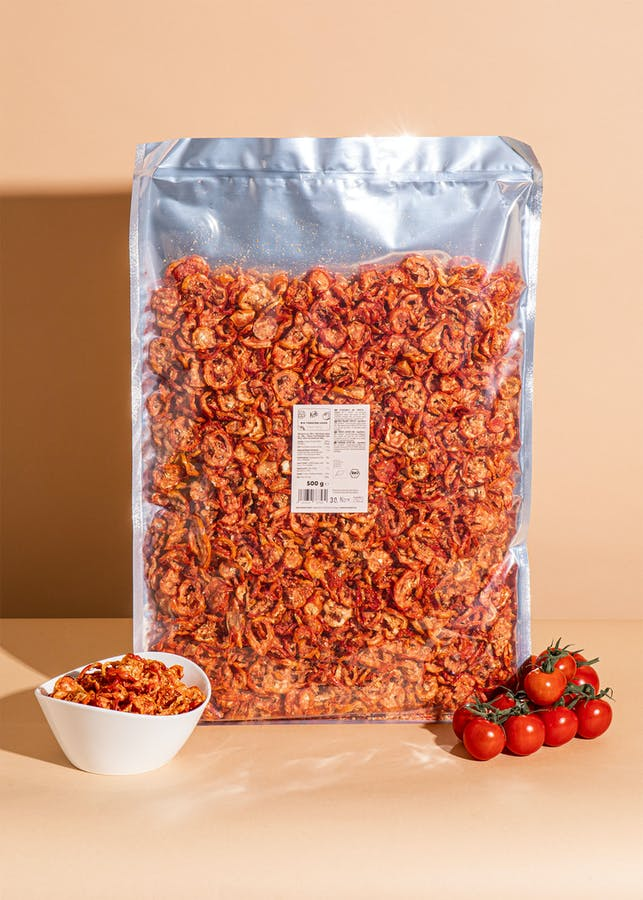 Bio Tomatenchips 500 g